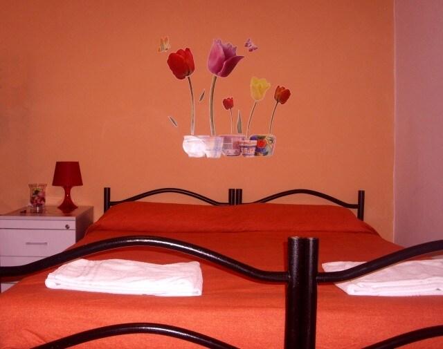 B&B Bed in Art - Termini- Room