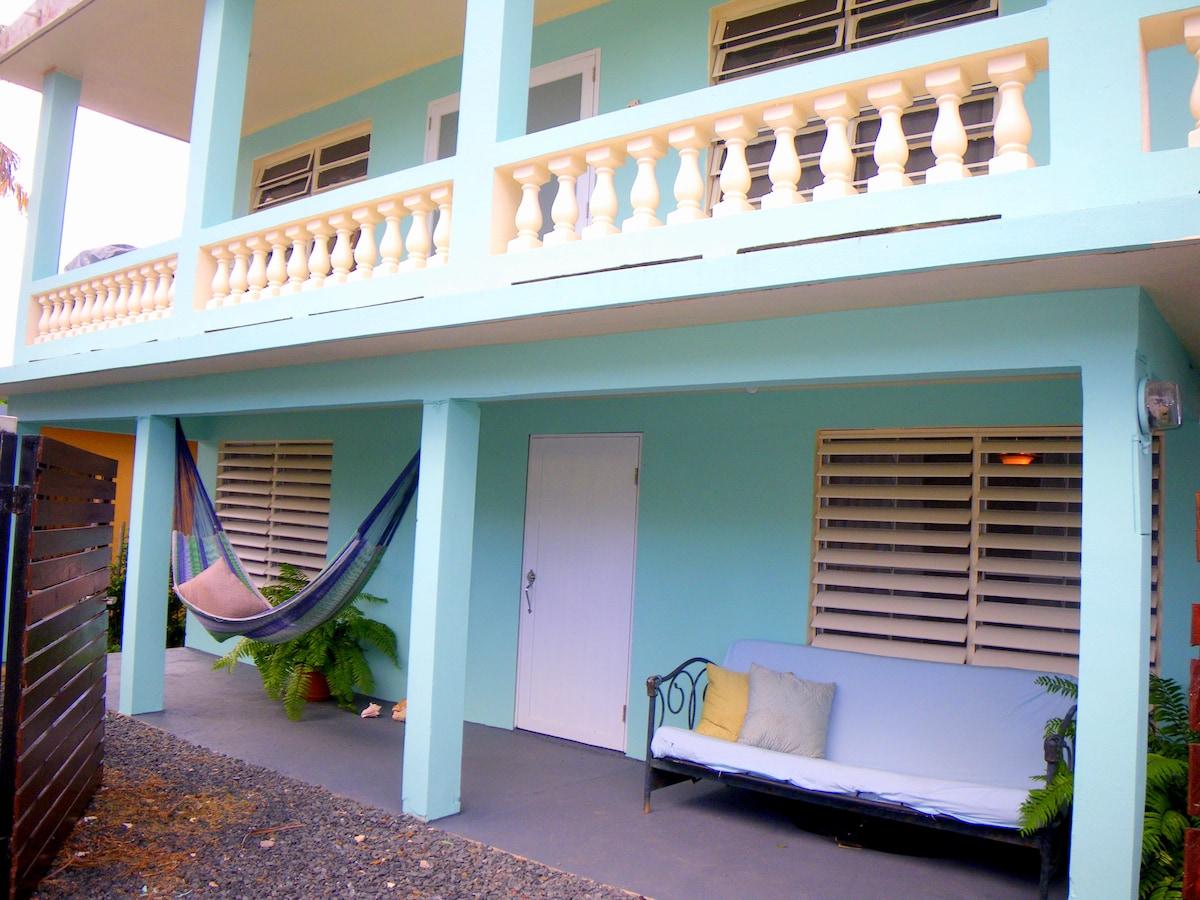 Esperanza-2BR-walk to Beach/Malecon