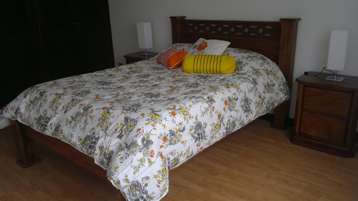 Bedroom for Nightly Rent in Escazu