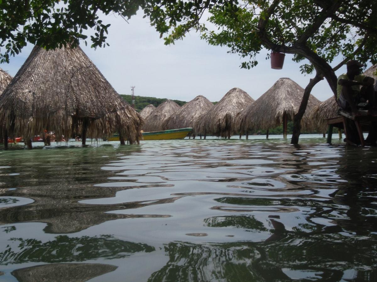 Cholon       Islas del Rosario y Baru