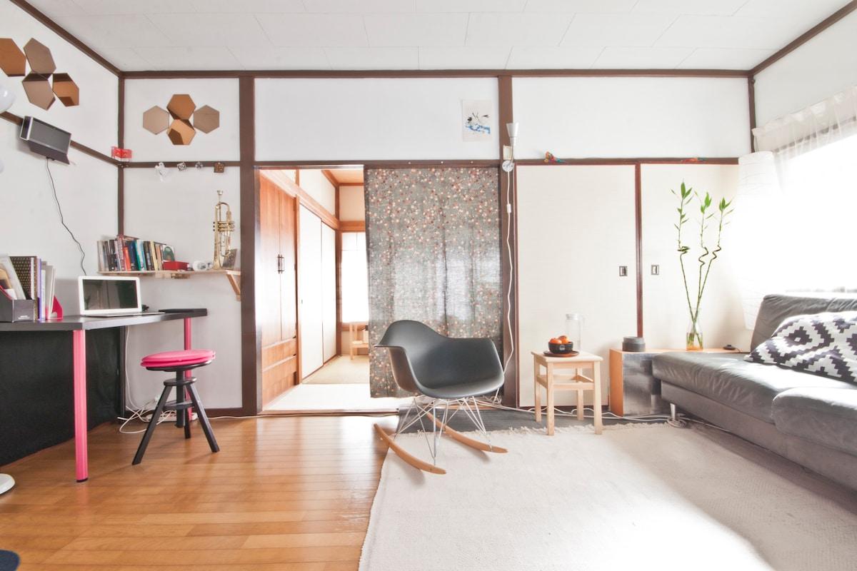 Omotesando - Nishiazabu apartment!