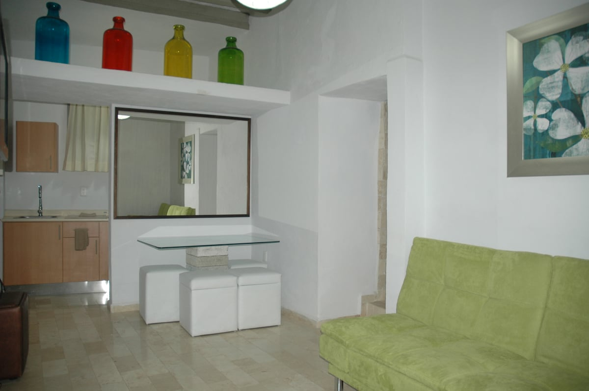 Relaxing fully furnished studio