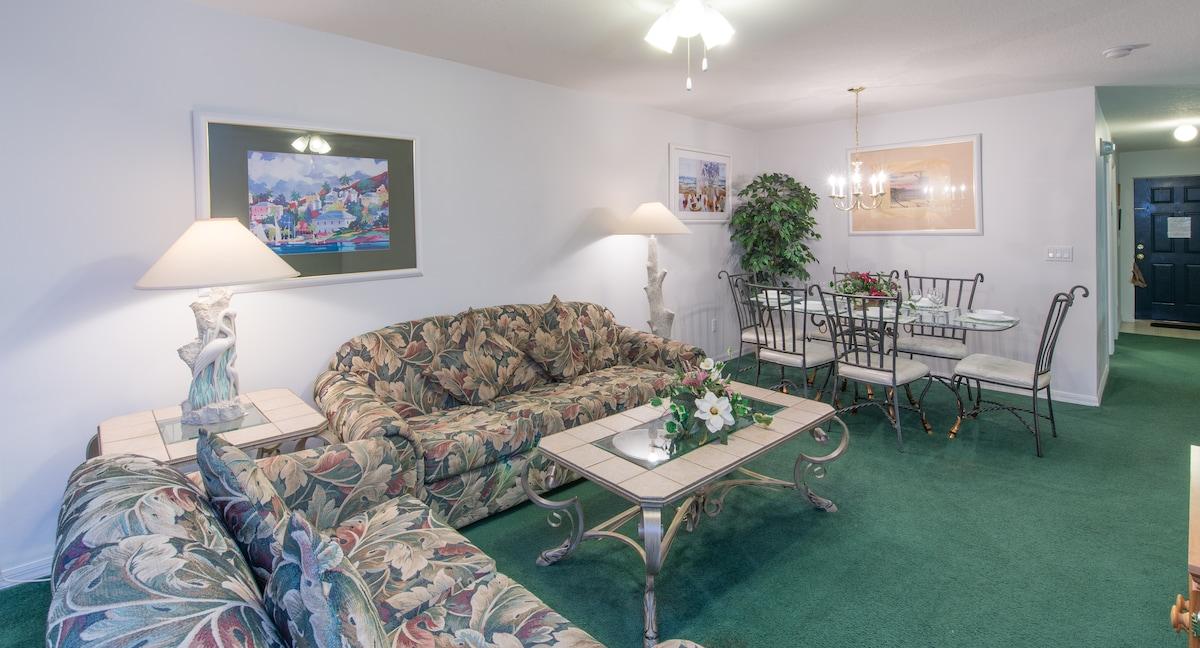 Living Room / Dining Room (Sleeper Sofa)