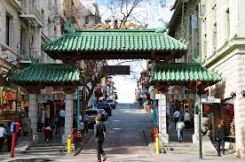 China Town is supper close !!