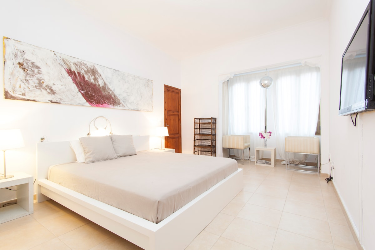 Stylish & Bohemian Mallorquin flat