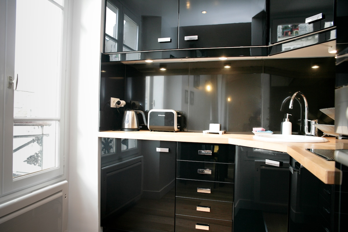 Get the best meal yOu deserve in this fully equipped kitchen