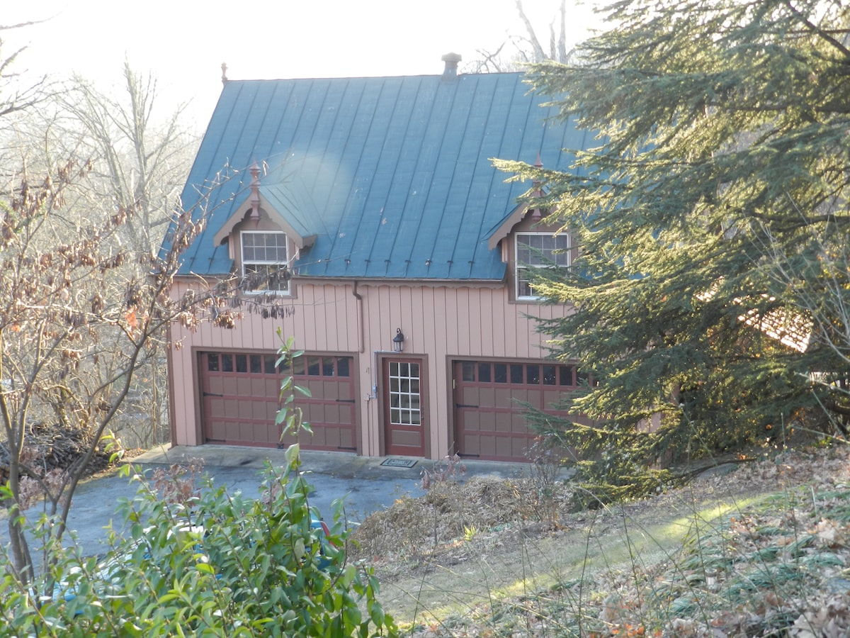 Historic Carriage House in Staunton