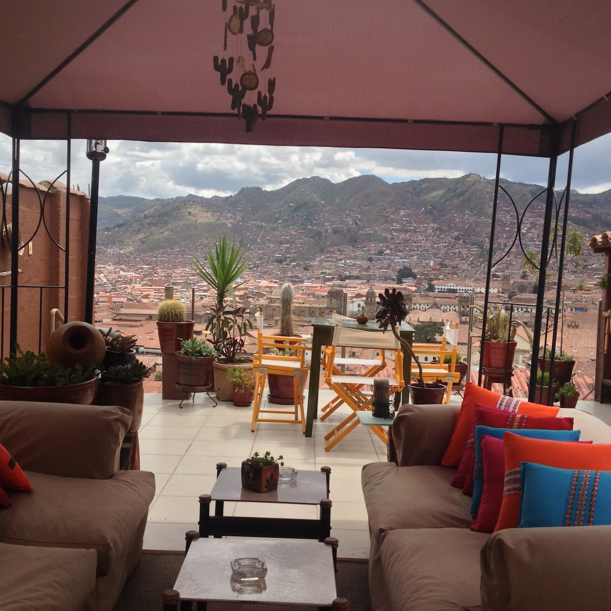 THE BEST PANORAMA OF CUSCO - B