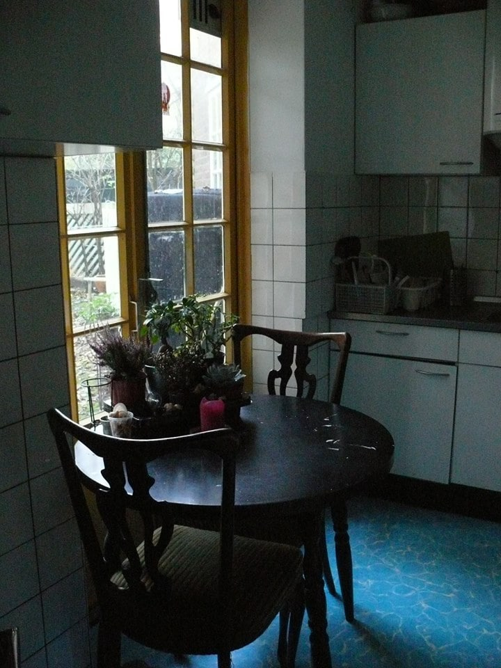 apartment with garden westerpark