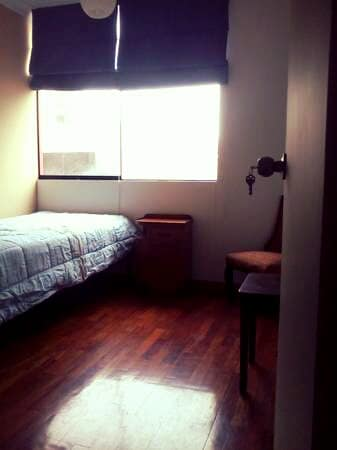 Room by day