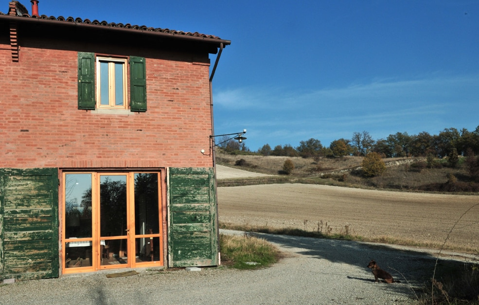 Barn in the outskirts of Bologna