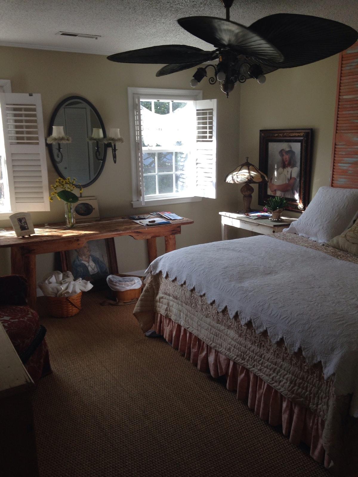 Your bedroom en suite
