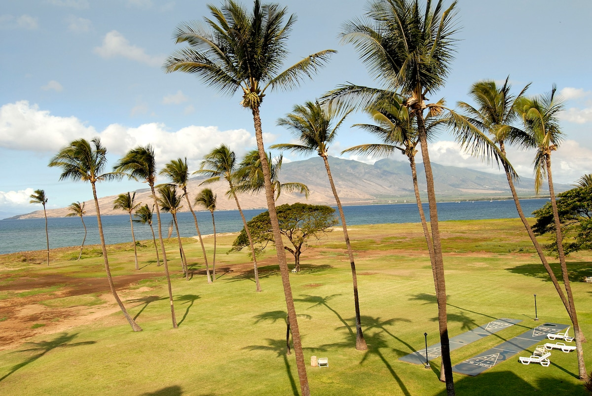 Direct Oceanfront - Maui 2 Bedroom