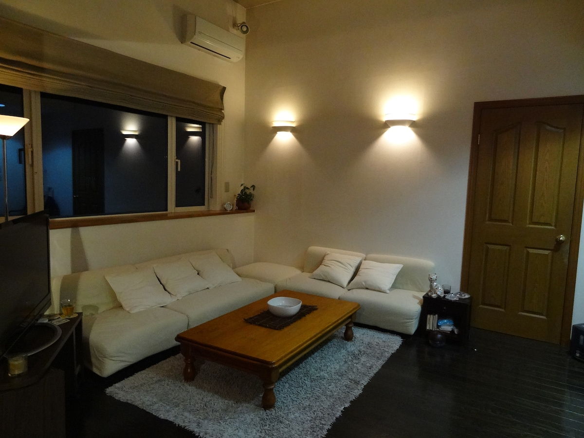 living room, you can share with us