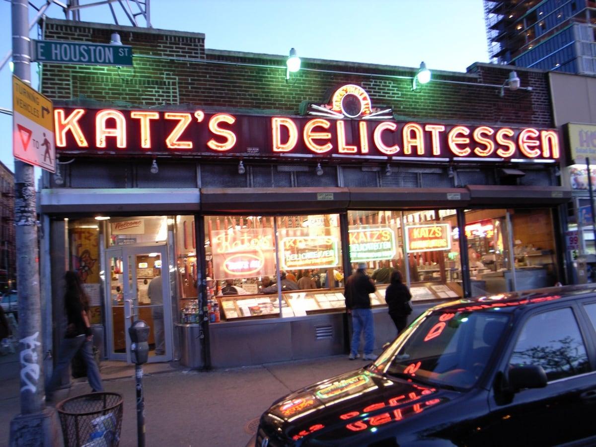 Katz is a must do!