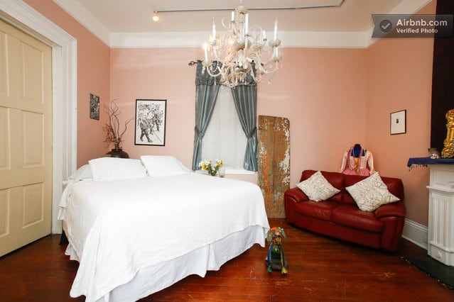 """Frenchmen House """"Rose Room"""""""