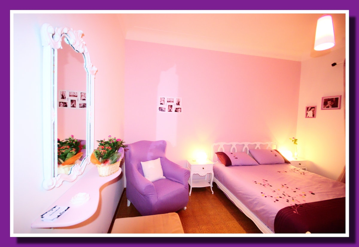 By night a total silence will surround you, with personal heating and air conditioning system, to suite your needs