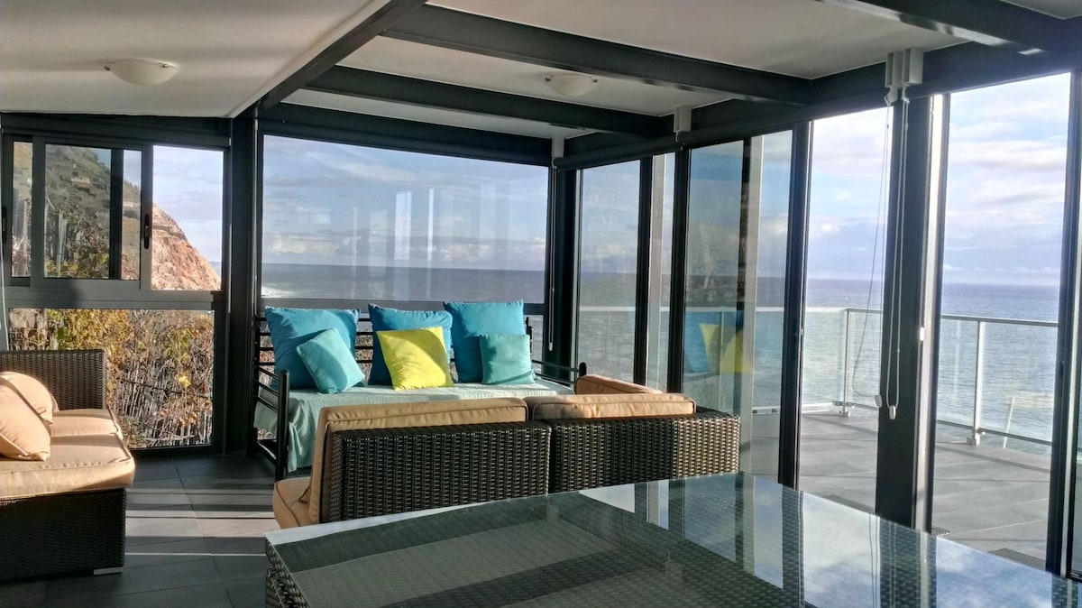 Oceanfront Living at its best!