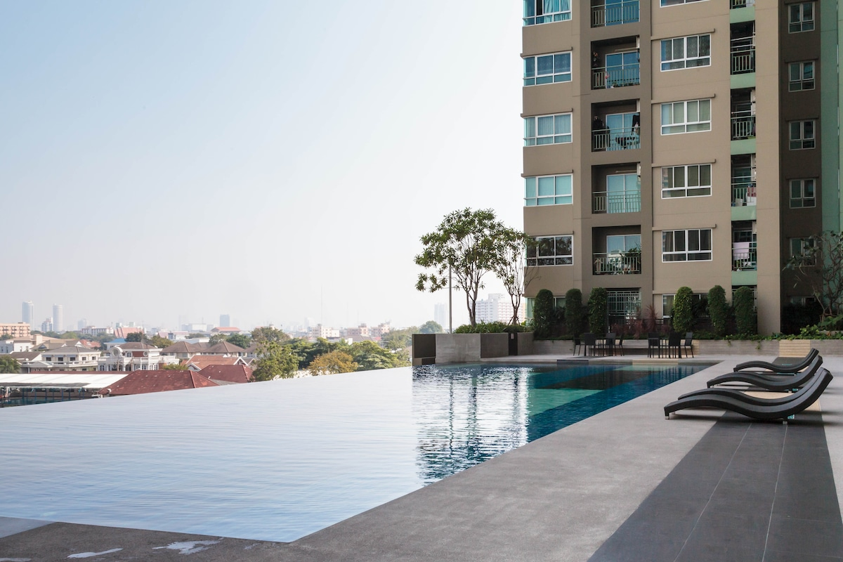 1BR RIVER TEMPLE KHAOSAN RD -BRIGHT