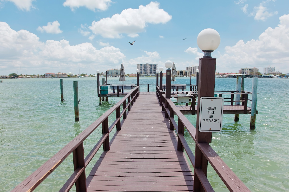 Clearwater Beach Waterview Studio