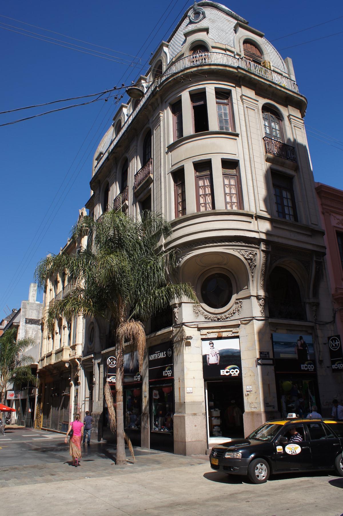Behind Plaza Matriz Ciudad Vieja