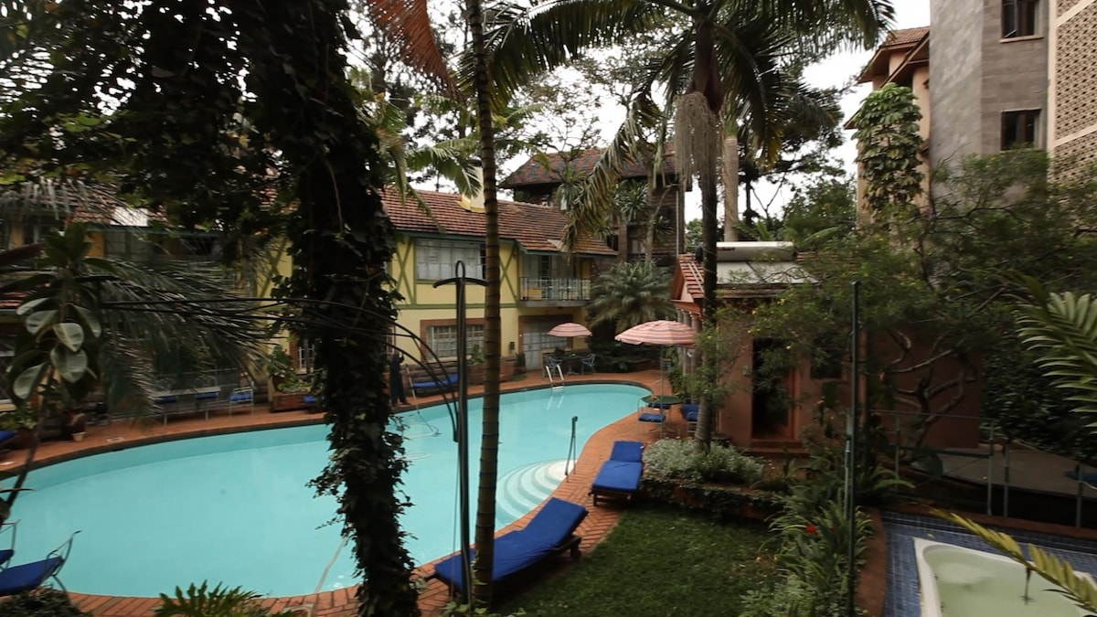 NAIROBI'S PREMIUM SERVICE APARTMENT