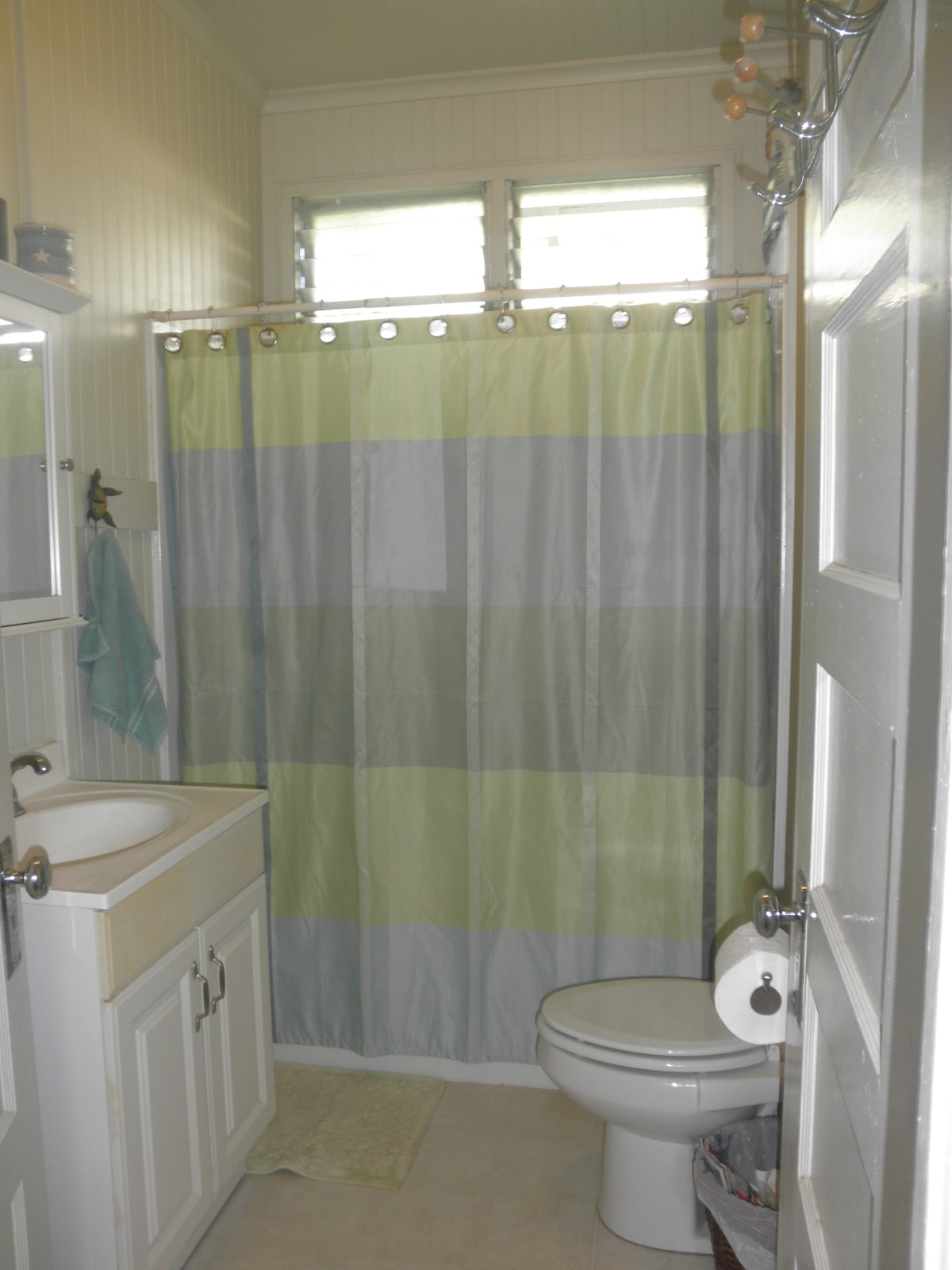 YOUR OWN PRIVATE BATHROOM!