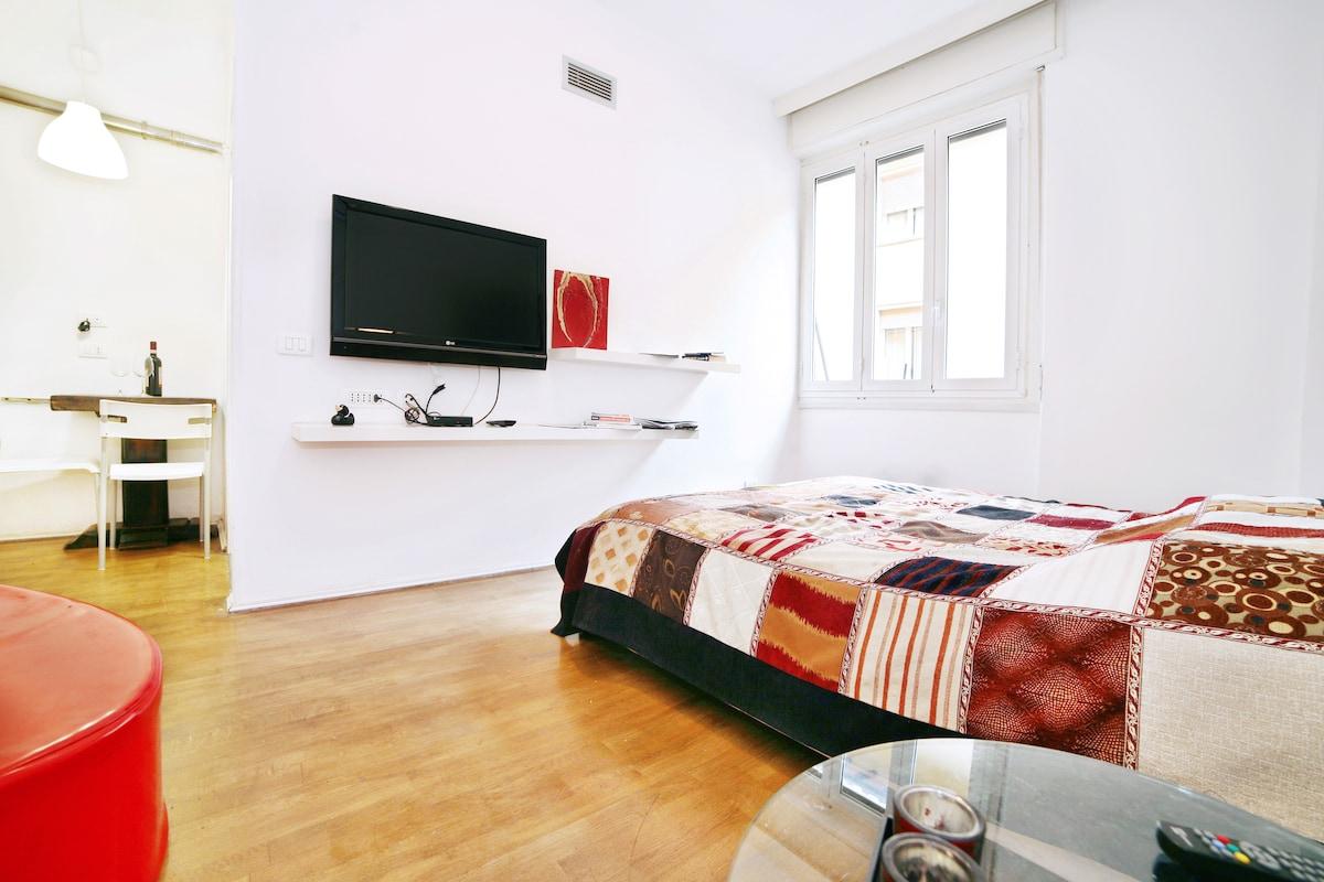 PONTE  VECCHIO 20mt  luxury studio