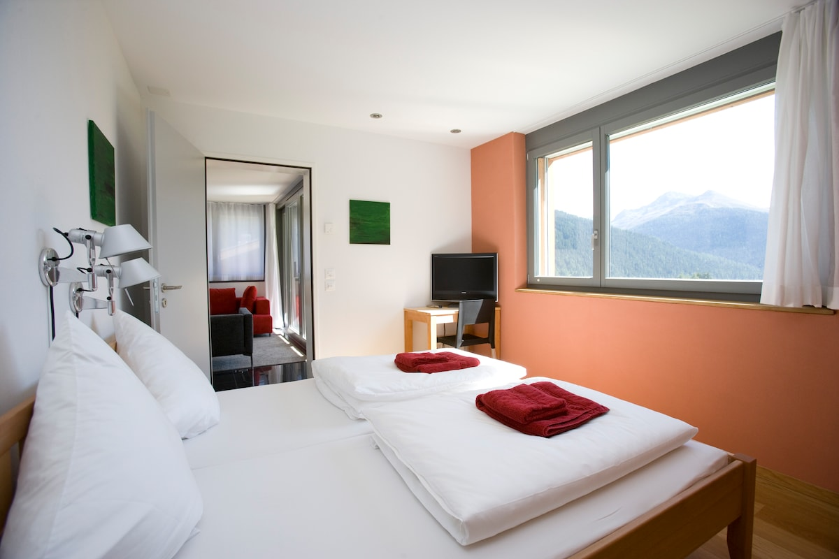 5* apt. Rinerhorn with steam bath