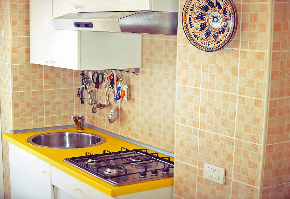 Cucinino - Small kitchen