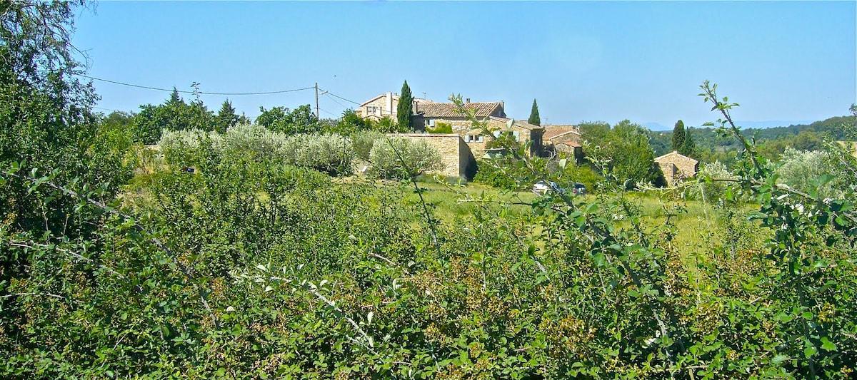 18 Century Village Home near Uzès
