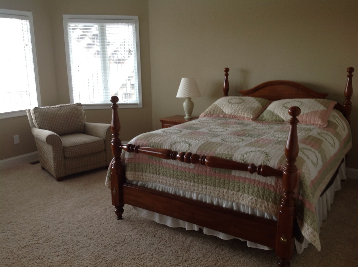 Check out as a retirement area