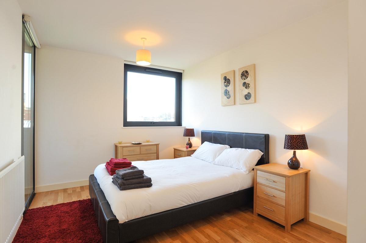 Stylish and sunny apartment ZONE 1