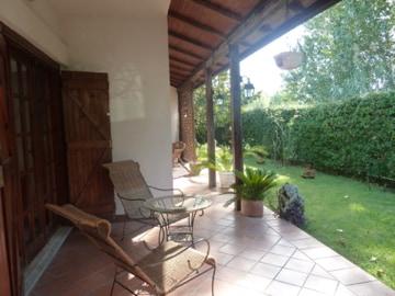 Patio -  Relax Area