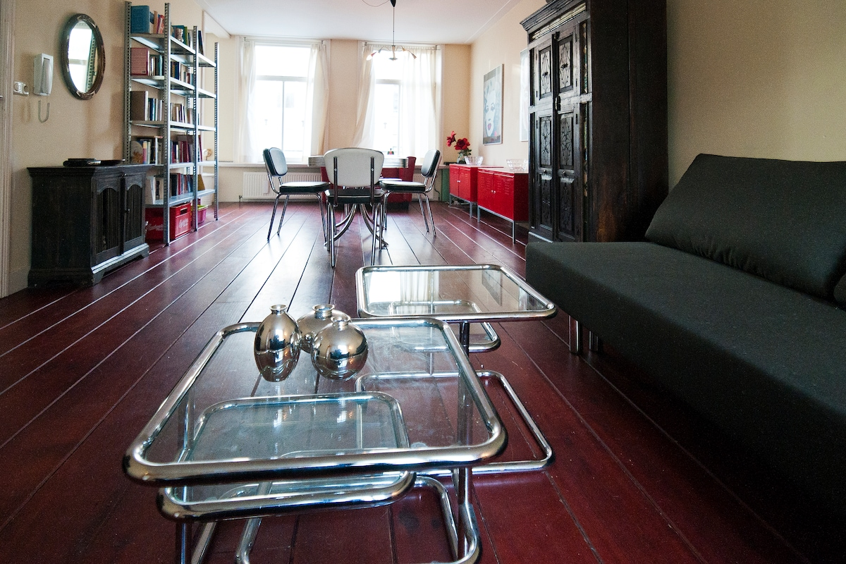 *FABULOUS, COMFY & VERY CENTRAL APT