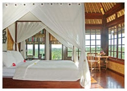 """""""Main House"""" bedroom with the stunning view"""