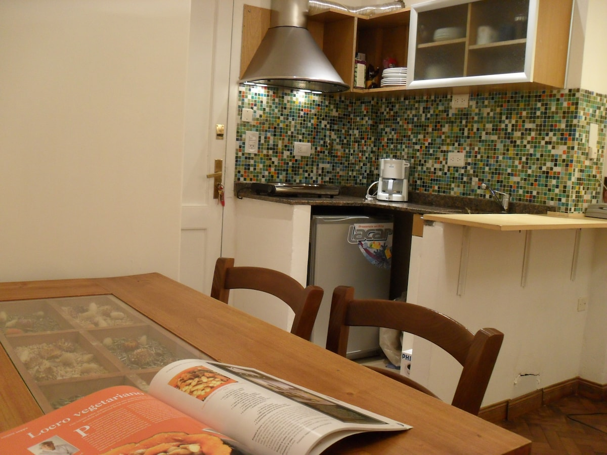 APARTAMENT RECOLETA Paris en Bs. As