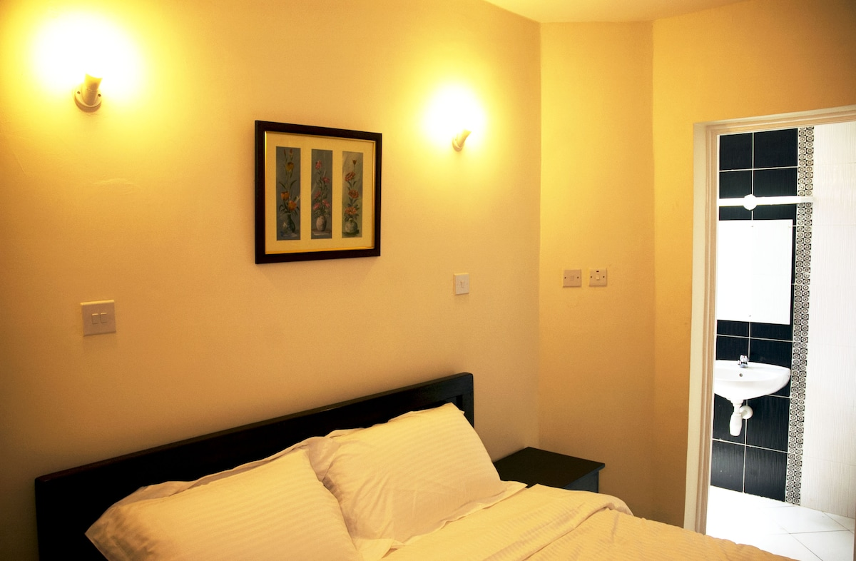 Modern 2 BD with free airportpickup