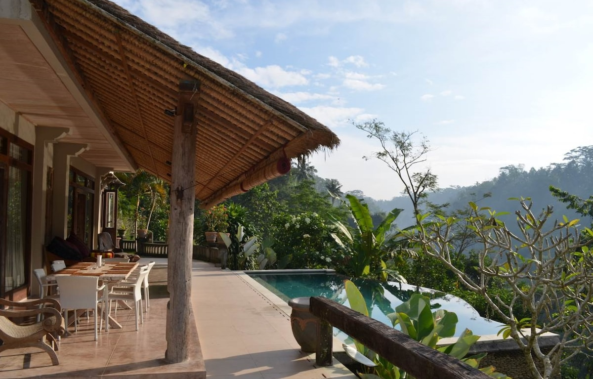 Real peace and tranquility in Ubud