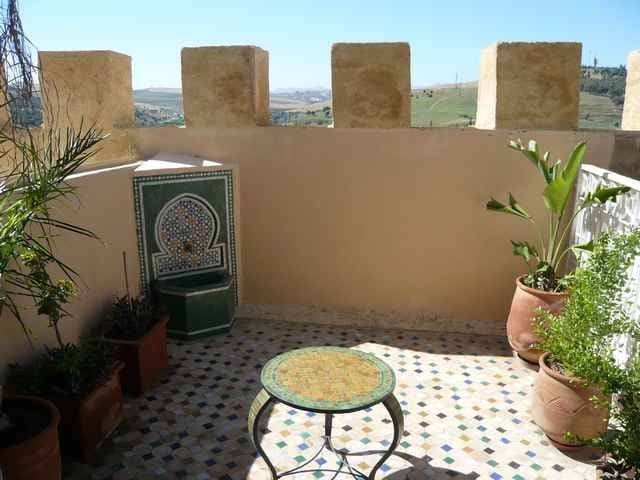 Apartment in the medina of Fez