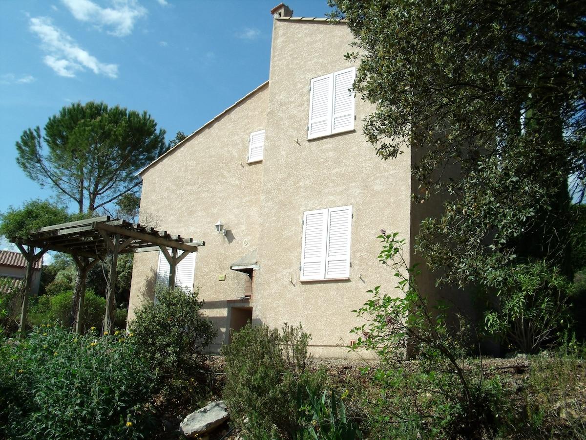 La Lauze Aniane south of France