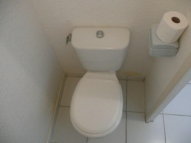 Toilette séparé !