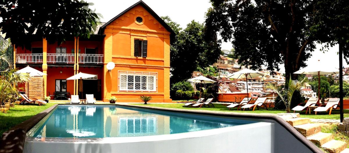 Maison d'Hôtes Mandrosoa