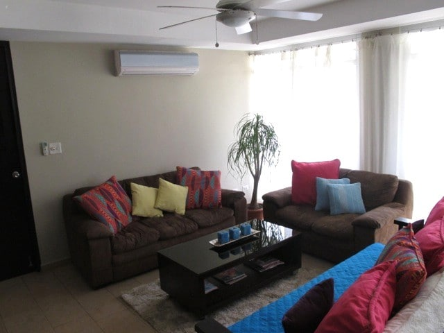 Cozy Condo downtown Boquete (Slp 6)
