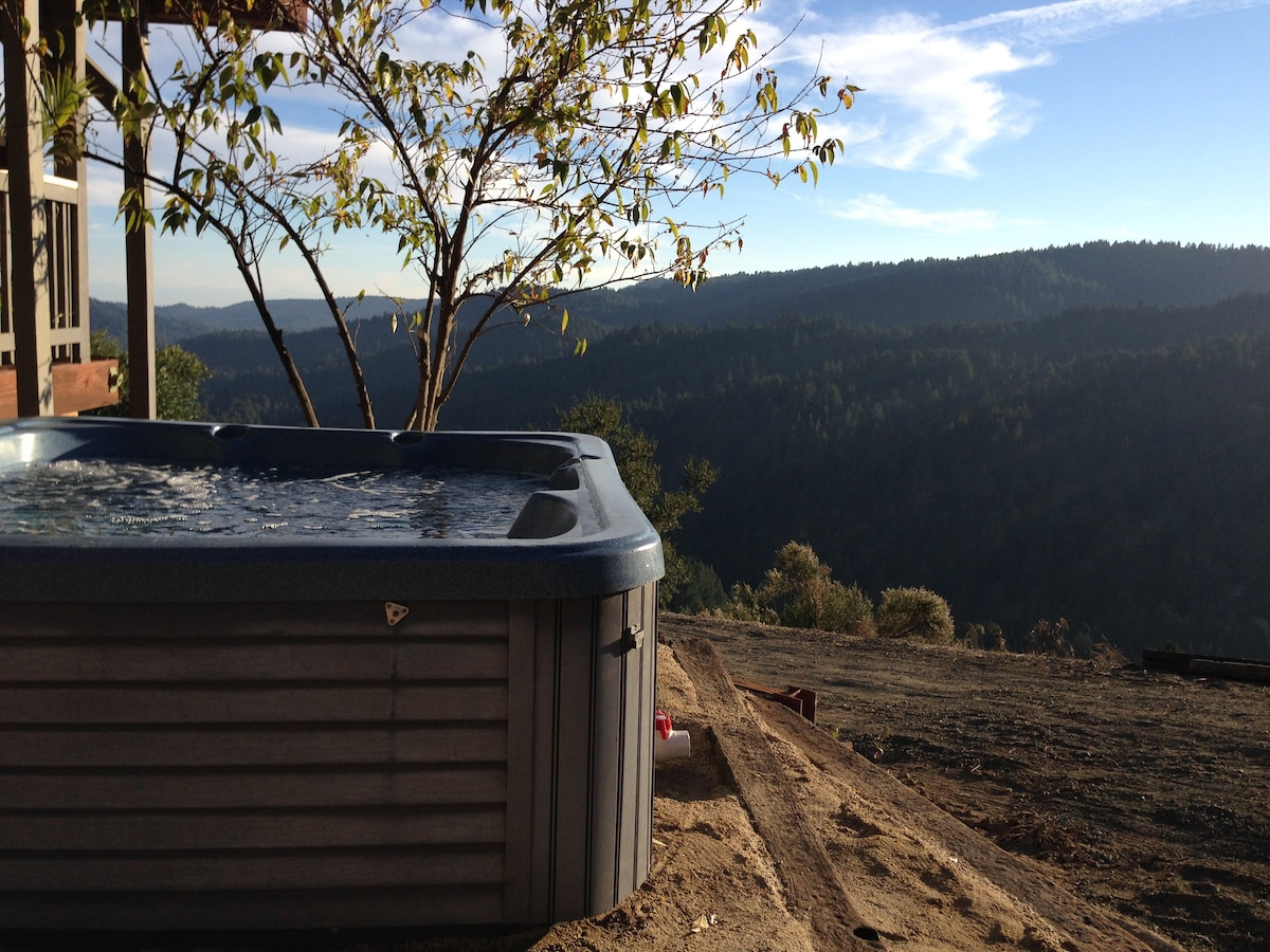 SkyHouse B&B Teagarden Hot Tub