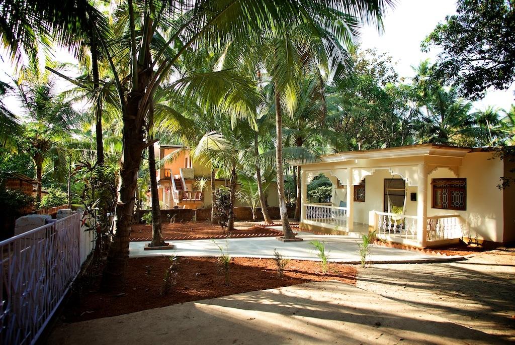Tembe Wada Holiday Villa - near Palolem & Patnem beaches south Goa
