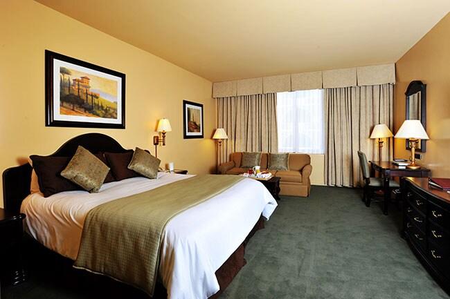 DONATELLO Hotel room, Union Square