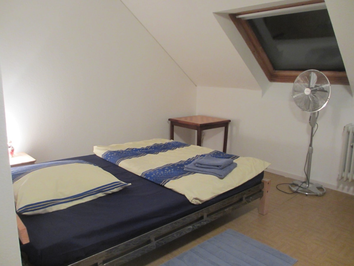 Private rooftop room in Ismaning