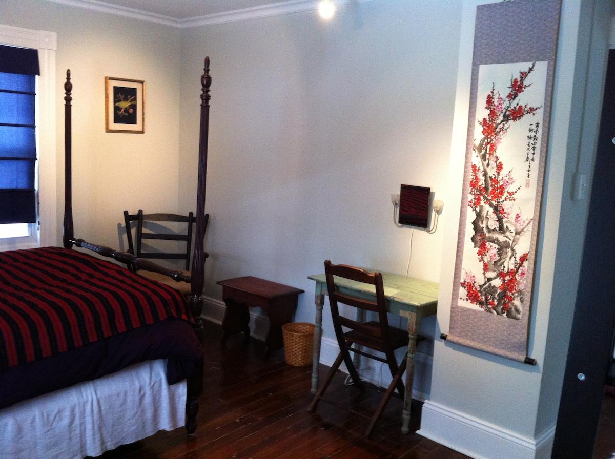 Cozy, Quiet Room in Whitneyville