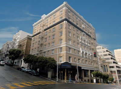 San Francisco, CA Studio Hotel